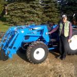 LS Tractor R4041G Hafeman